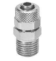 Rapid fitting / pneumatic / hydraulic / straight
