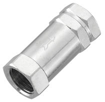 Safety check valve / brass