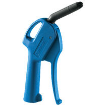 Composite air blow gun / composite nozzle / soundproofed / nozzle