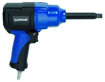 Pneumatic impact wrench / pistol model / ergonomic