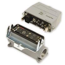 Multi-port quick coupling / pneumatic