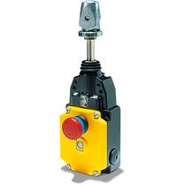 Cable-pull switch / 2-pole / safety / E-stop
