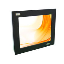 Resistive touch screen monitor / LCD / SXGA+ / 1280 x 1024