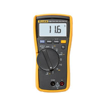 Digital multimeter / portable / voltage / current