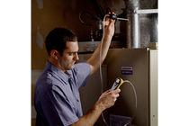 Gas concentration detector / carbon monoxide / electrochemical / portable