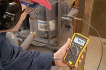 Digital multimeter / portable / voltage / current