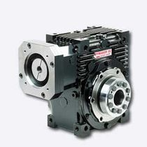 Perpendicular servo-gearbox / high-torque / low-backlash / transmission
