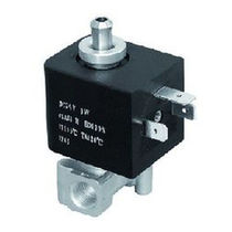 Direct-operated solenoid valve / 3/2-way / NC