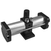 Pressure pneumatic booster