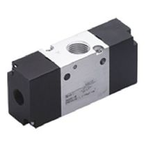 Poppet pneumatic directional control valve / air-operated / 3/2-way