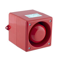 Alarm sounder without beacon / IP66 / IP67