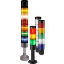 Flashing stack light / xenon / LED / IP54