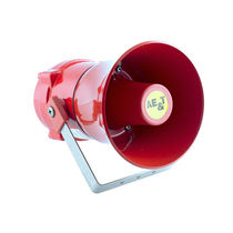 Siren without beacon / robust / ATEX / IP66