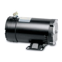 DC motor / permanent magnet / electrical