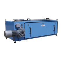 Continuous weighing system / with belt feeder
