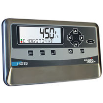 Digital weight indicator / DIN rail / panel-mount / IP66