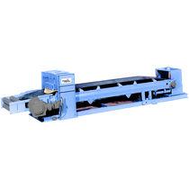Belt conveyor / weighing / horizontal