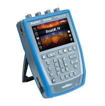 Digital oscilloscope / portable