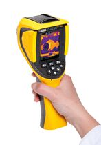 Thermal imaging camera / infrared / full-color / microbolometer
