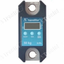 Load indicator / booster / electronic / DIN rail