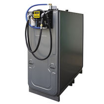 Diesel cistern / distribution / storage / stainless steel