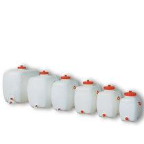 Polyethylene tank / storage / vertical
