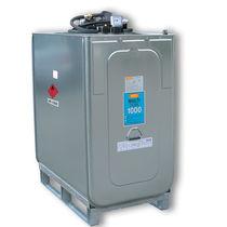 Diesel cistern / stainless steel / polyethylene / storage