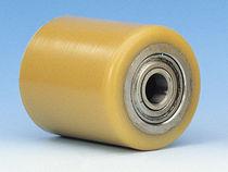 Pallet trucks wheel type roller / nylon / polyurethane / steel