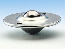 Stainless steel ball transfer unit / flange socket