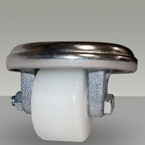 Swivel caster / rod / high load capacity / nylon