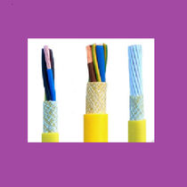 Power cable / armored / PUR-sheathed / for cable reels