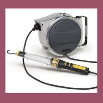 Cable reel / self-retracting / swiveling