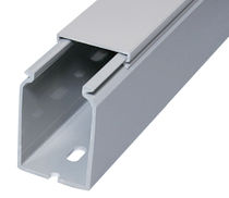 Cabling trunking / PVC / rigid