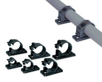 Polyamide cable clamp