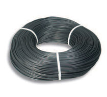 Tubular sleeve / for cables / protection / PVC