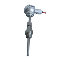 RTD temperature probe / with spring sleeve / IP65
