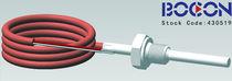 RTD temperature probe / threaded
