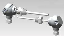 Pt1000 temperature sensor / push-in / IP65