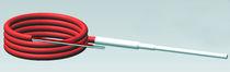 RTD temperature probe / crimped