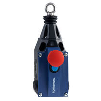 Pull wire switch / emergency stop / watertight / robust