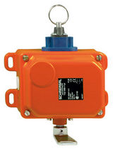 Pull wire switch / electromechanical / emergency stop / IP65