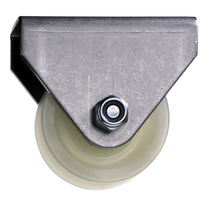 Plug pulley / for cables / stainless steel