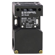 Low-voltage switch / double insulation / thermoplastic / with separate actuator