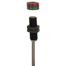 Magnetic proximity sensor / cylindrical M12 / IP67 / safety