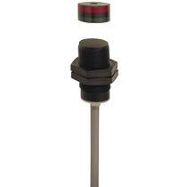 Magnetic proximity sensor / cylindrical M18 / IP67 / safety