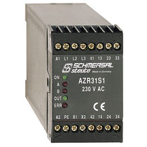 Voltage monitoring relay / DIN rail
