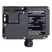 Safety and access control solenoid interlock / explosion-proof