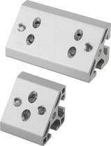 Aluminum profile fastening element / aluminum