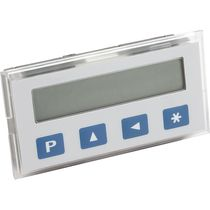 Position indicator / LCD / compact / precision
