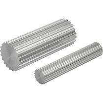 Aluminum shaft / transmission
